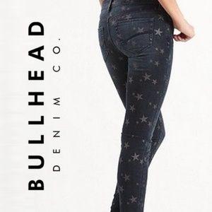 Bullhead Black | Star Dark Wash Denim Jeans - 1